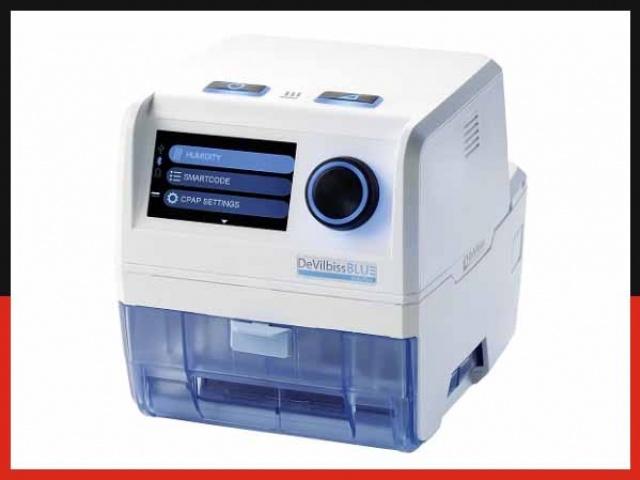 DeVilbiss BLUE Auto CPAP
